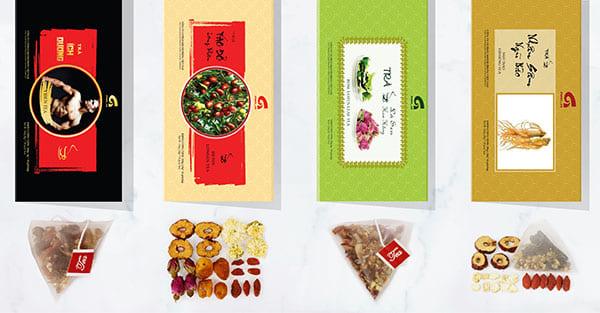 Hình ảnh 6 loại trà arlo