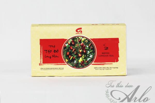 Trà thảo mộc khô táo đỏ long nhãn