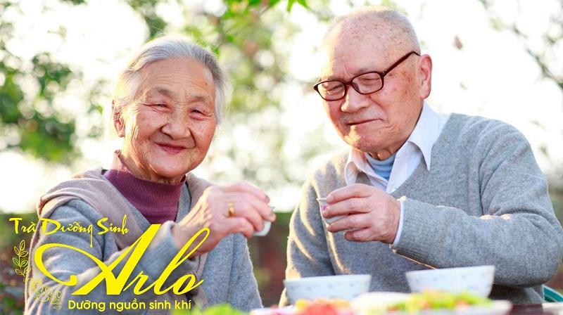Trà dưỡng sinh Arlo bảo vệ sức khỏe và nhan sắc