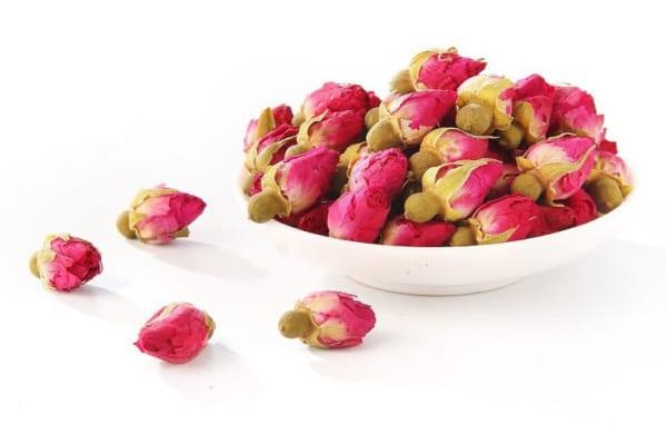 Tác dụng của trà thảo mộc hoa hồng