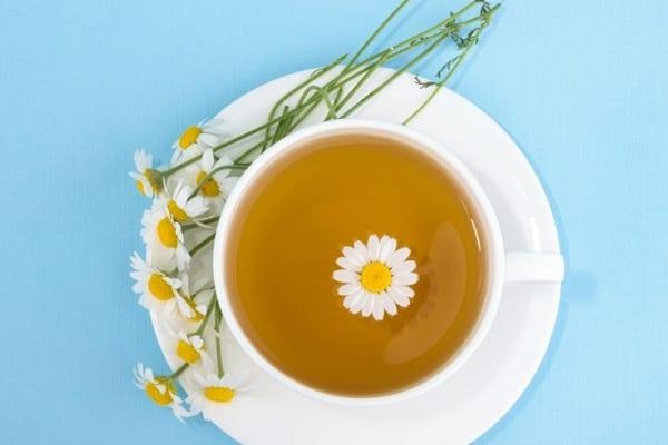 trà thảo dược điều trị mất ngủ