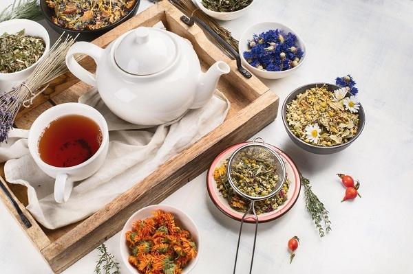 Uống trà thảo dược nhiều có tốt không