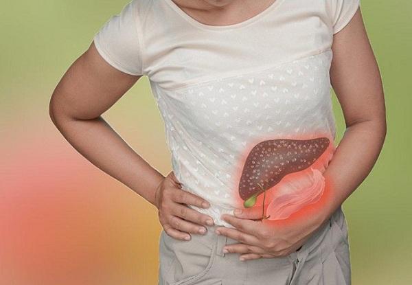 suy giảm chức năng gan
