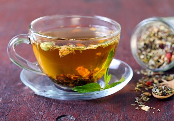 trà thảo mộc ngon